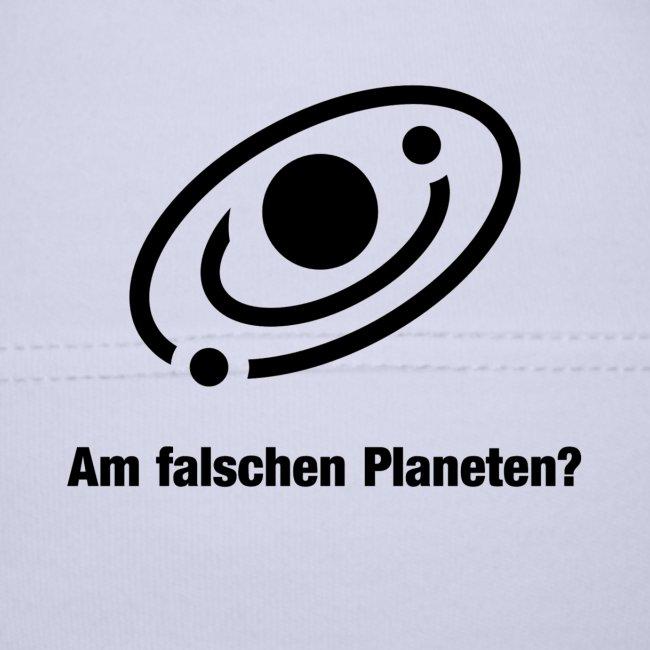 Falscher Planet?