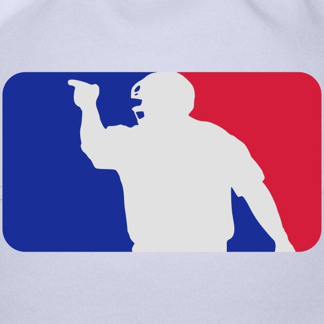 Baseball Umpire Logo