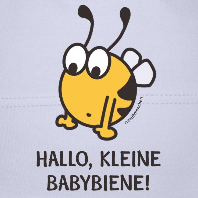Hallo, kleine Babybiene!