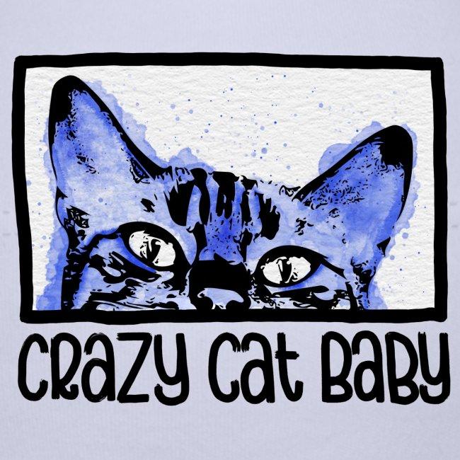 Crazy Cat Baby Boy