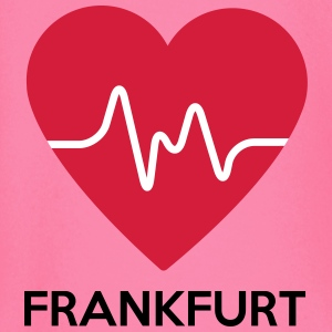 heart Frankfurt - Baby Long Sleeve T-Shirt