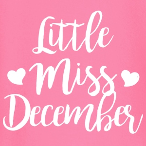 Little miss december - T-shirt