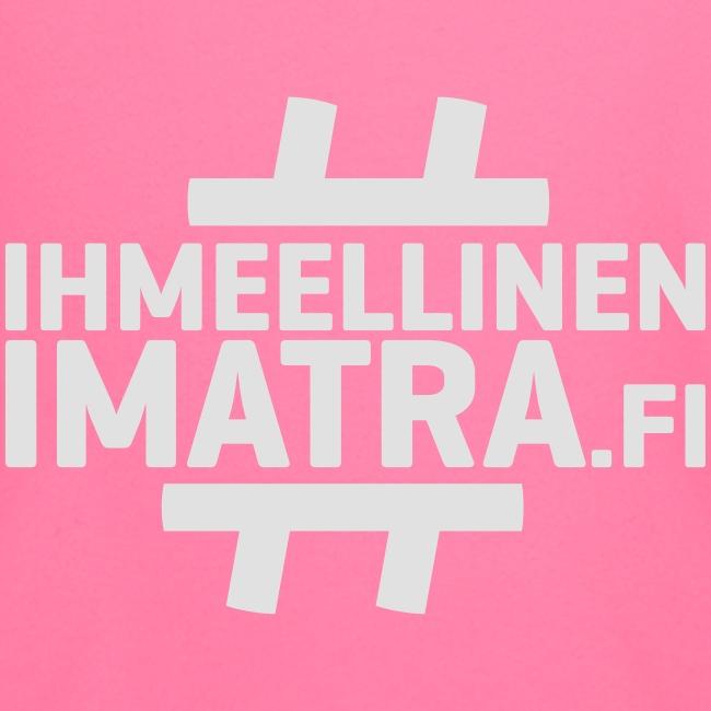 Ihmeellinen Imatra naisten pitkähihainen paita