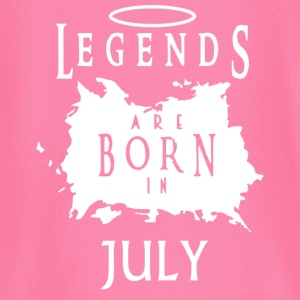 Legends of juli Verjaardag - T-shirt