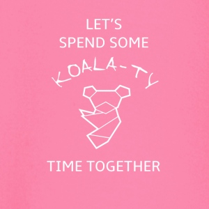Let's spend some KOALAty time together - Baby Langarmshirt