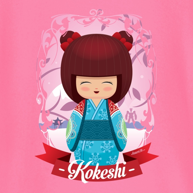 Kokeshi mod.2