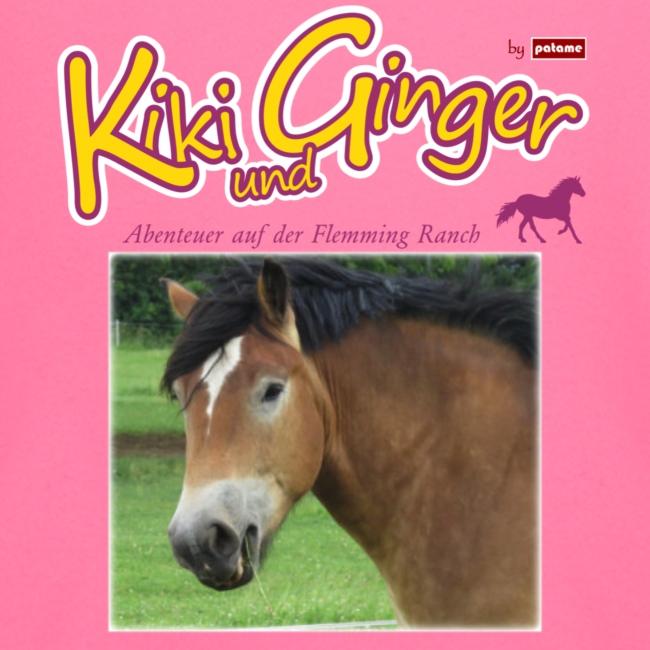 patame Kiki und Ginger mit Golden Sky weiss