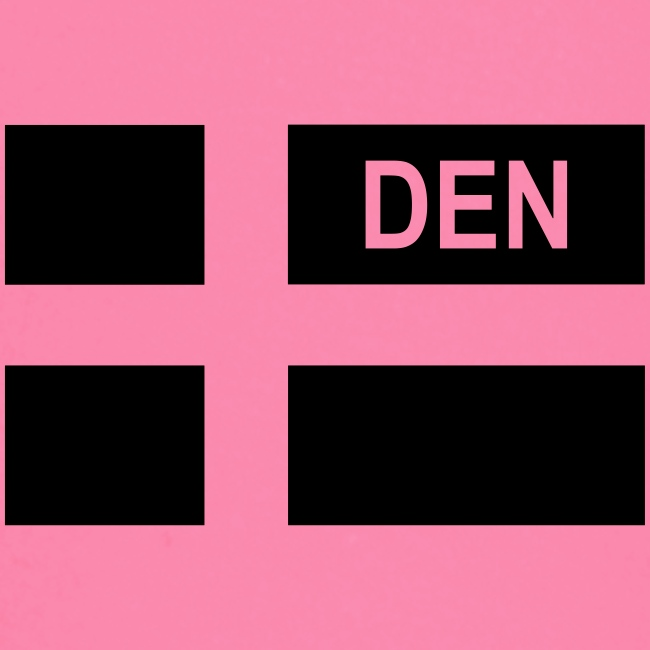Danish Tactical Flag Denmark - Danmark - DEN