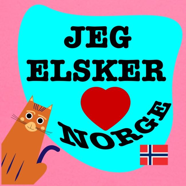 Jeg elsker Norge