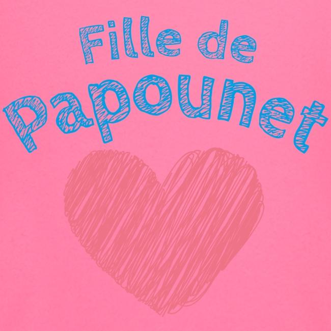 Fille de Papounet