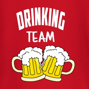 Drinking team - Baby Long Sleeve T-Shirt