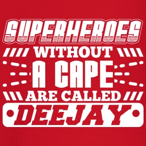 DJ - SUPER HEROES WITHOUT A CAPE - Baby Long Sleeve T-Shirt
