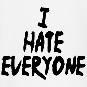 I hate everyone - Baby Long Sleeve T-Shirt
