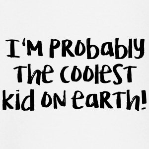 Coolest Kid on earth! - Baby Langarmshirt