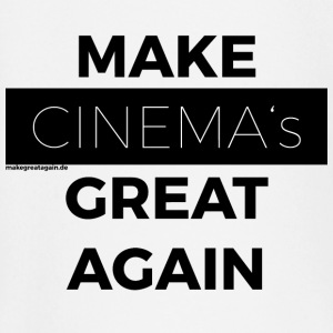 MAKE CINEMAS GREAT AGAIN black - Baby Long Sleeve T-Shirt