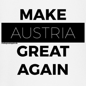 MAKE AUSTRIA GREAT AGAIN black - Baby Long Sleeve T-Shirt