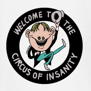 Cheslo: Welcome to the Circus of Insanity - Baby Long Sleeve T-Shirt