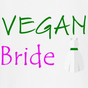 Vegan Bride - T-shirt
