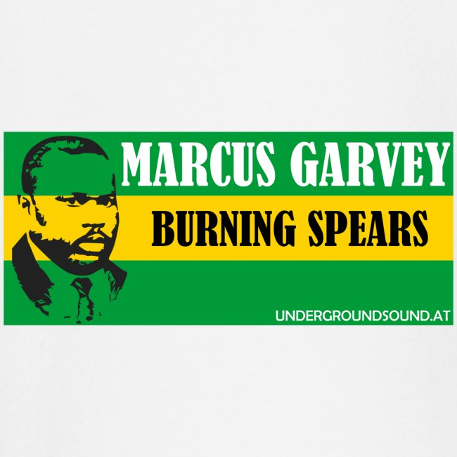 BURNING SPEARS - Marcus Garvey