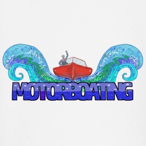 Love Motorboating - Baby Long Sleeve T-Shirt