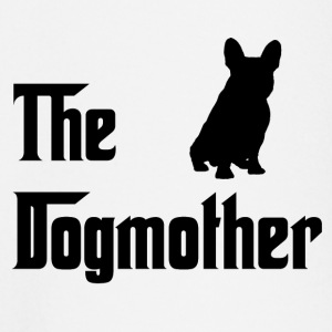 Dogmother Black - Langærmet babyshirt