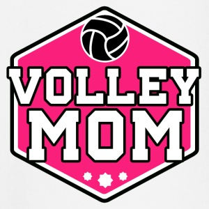 Volleybal Mom - Baby Langarmshirt