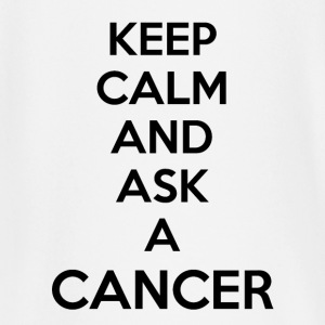 Cancer Keep Calm - T-shirt