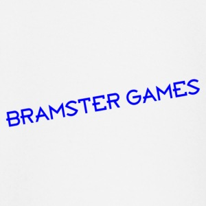 Bramster Games PNG - Baby Long Sleeve T-Shirt