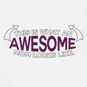 Mothers Day - Awesome Mum! - Baby Long Sleeve T-Shirt
