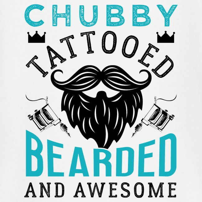Chubby Tattooed Bearded And Awesome Gift