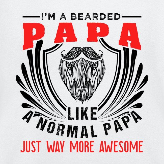 Awesome Bearded Papa