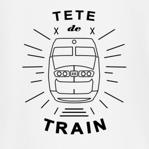 Tete_De_Train_Black_Aubstd - Camiseta manga larga bebé