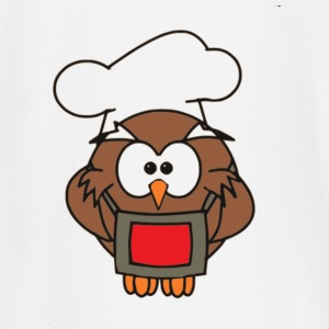Cook Owl - Baby Long Sleeve T-Shirt