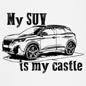 #mysuvismycastle door GusiStyle - T-shirt
