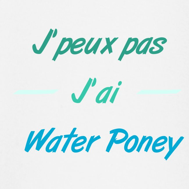 Water Poney