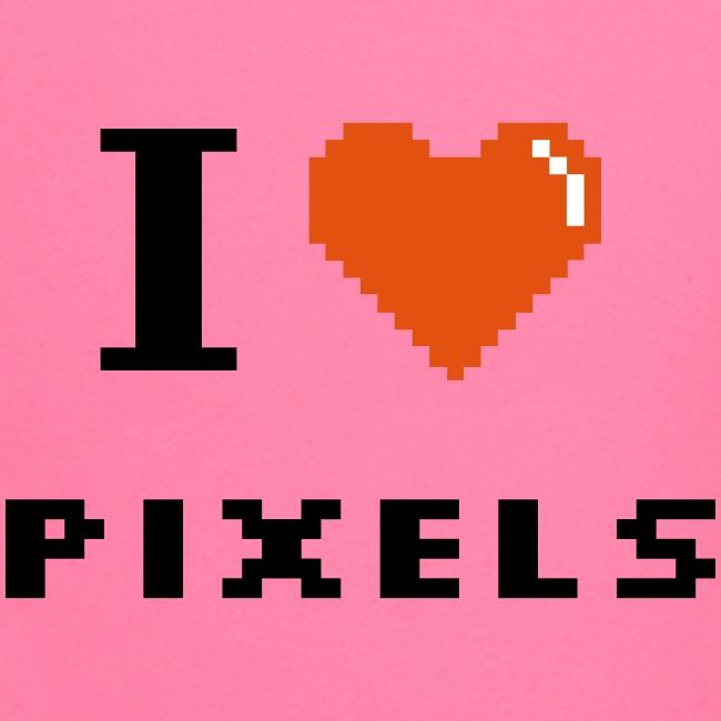 Iheart PIXELS