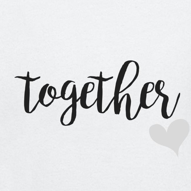 Forever ... together grau