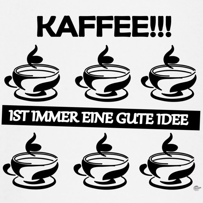 Kaffee Gute Idee