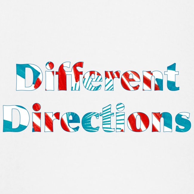 Different Directions