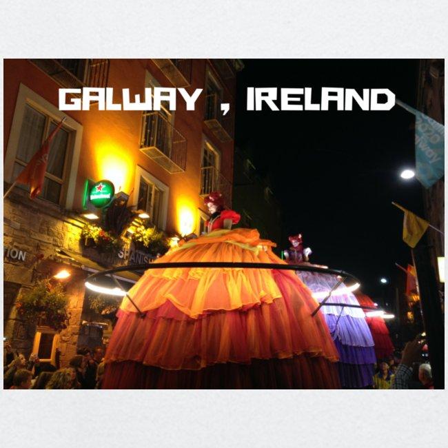 GALWAY IRELAND MACNAS