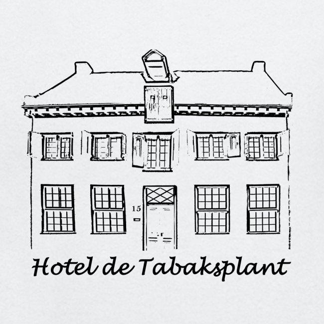 Hotel de Tabaksplant (black)