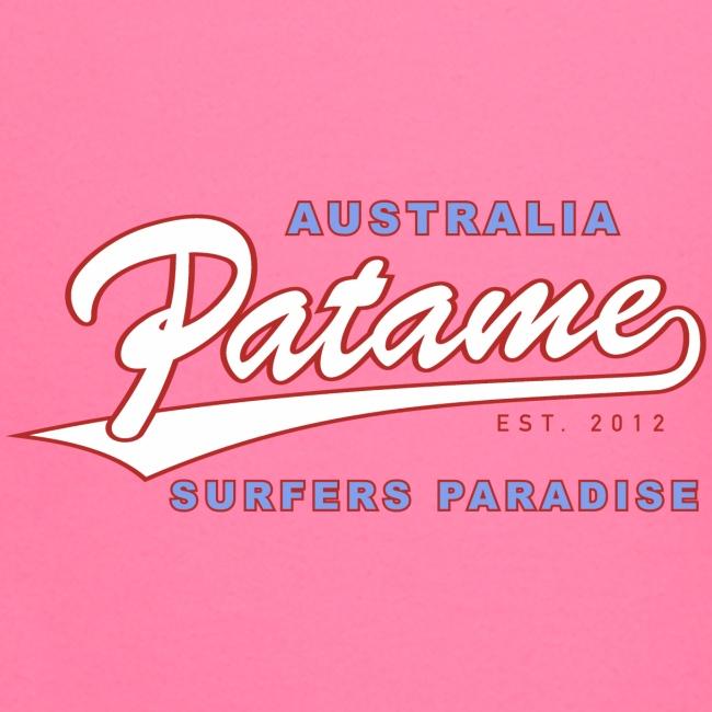 Patame Surfers Paradise White