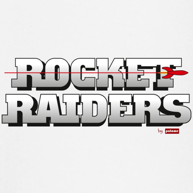 patame Rocket Raiders Logo