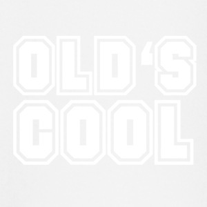 old is cool - T-shirt