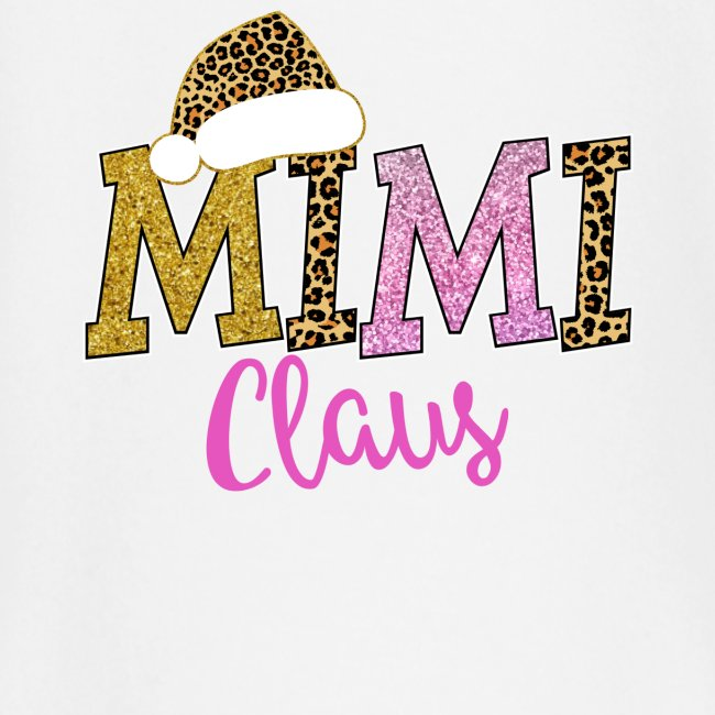 Mimi Claus Leopard And Silvery
