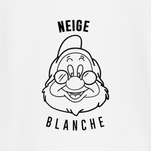 Neige_Blanche_Aubstd - Baby Long Sleeve T-Shirt