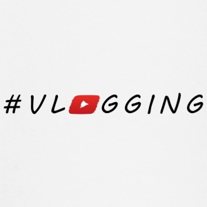 YouTube #Vlogging - Camiseta manga larga bebé