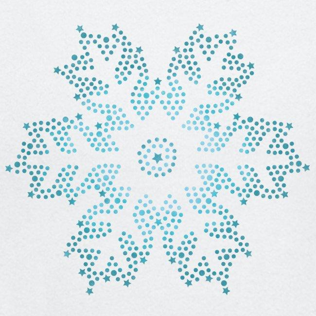 Schnee Stern, Weihnachten