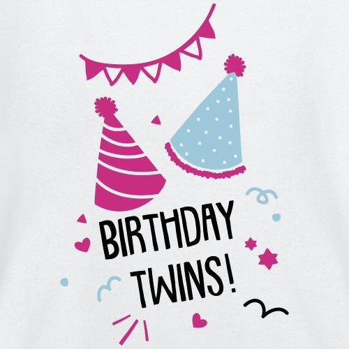 BirthdayTWINS - Baby Langarmshirt