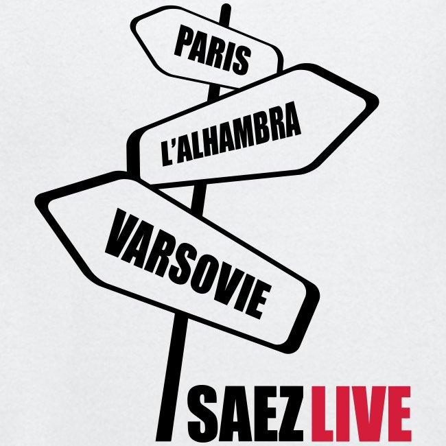 Varsovie (version dark, par parek)